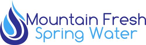 Mountain Fresh Spring Water Logo